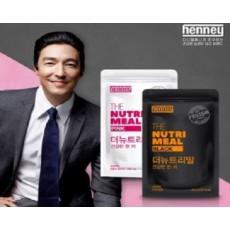 더뉴트리밀 다니엘헤니 더뉴트리밀 블랙+핑크 5set